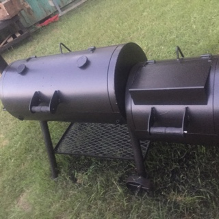 Photo Custom built BBQ pits ! $700-$1000 and trailer pit s price per