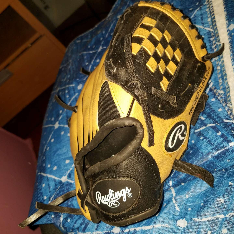 Photo Kids baseball glove