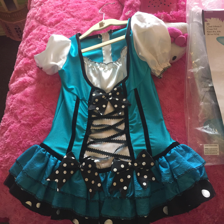 Photo Bluebelle Fairy costume