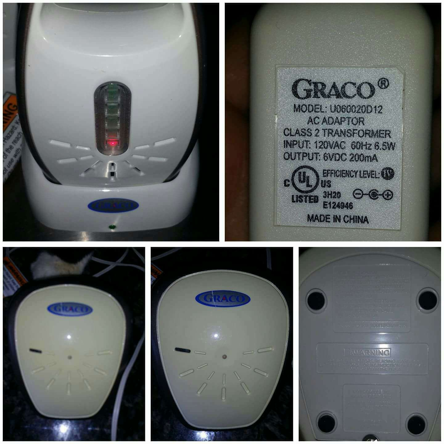 Photo Graco Baby Monitor