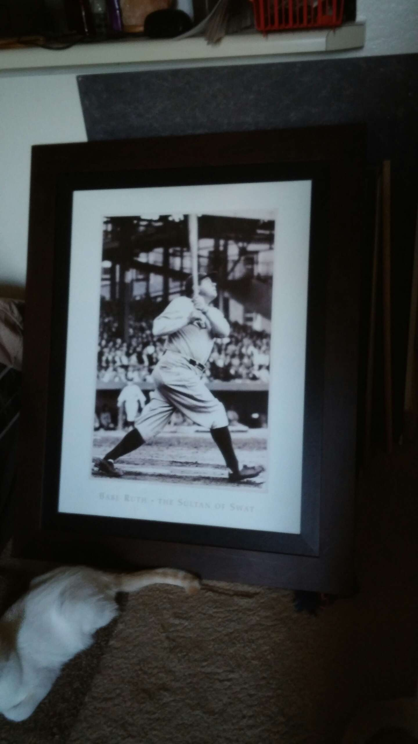 Photo Babe Ruth Poster