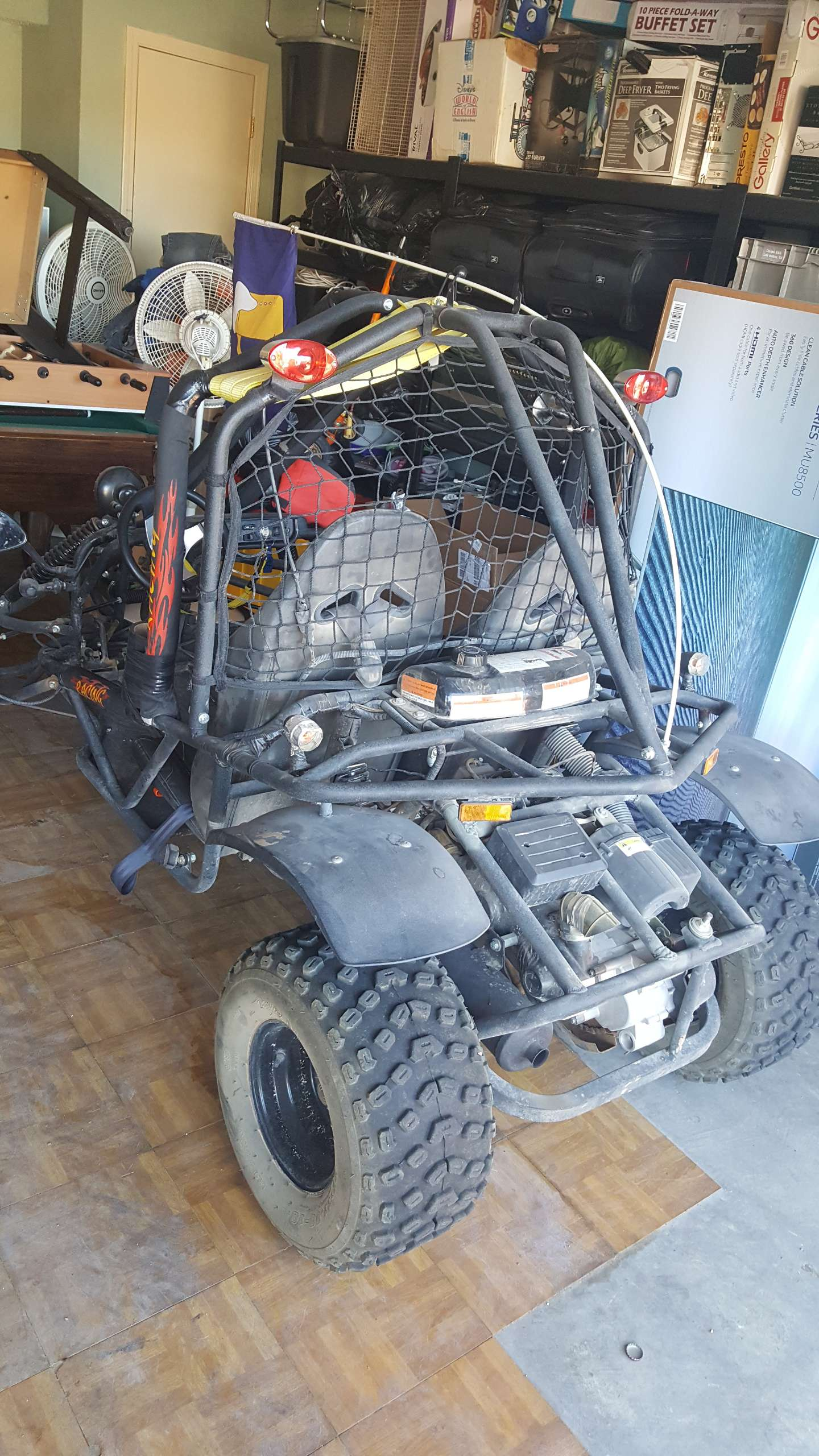 Photo Off road buggy