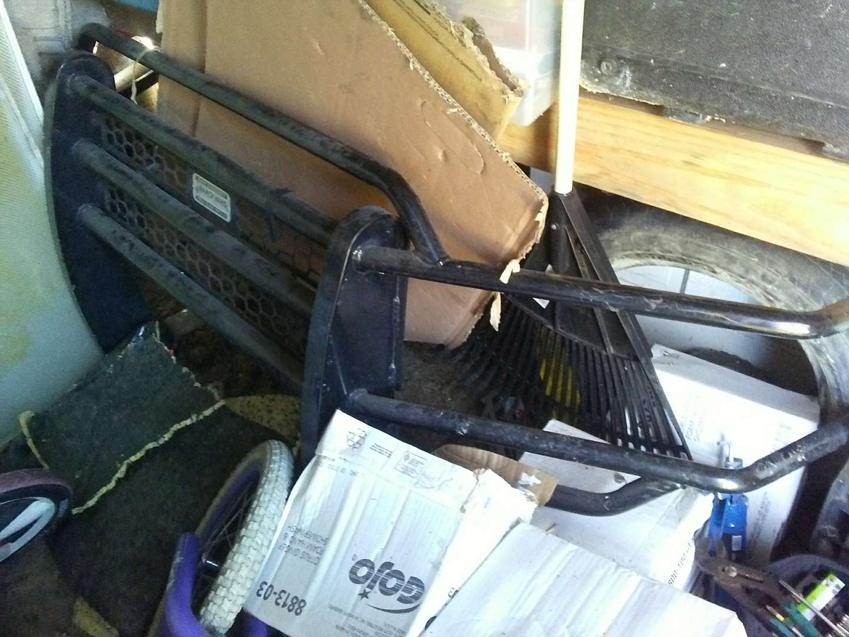 Photo Ranch hand grill gaurd and head rack