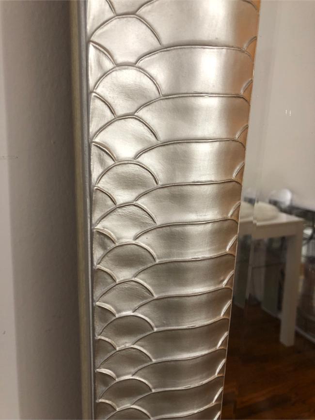 Photo BRAND NEW Full Length Floor Mirror - Paid $189