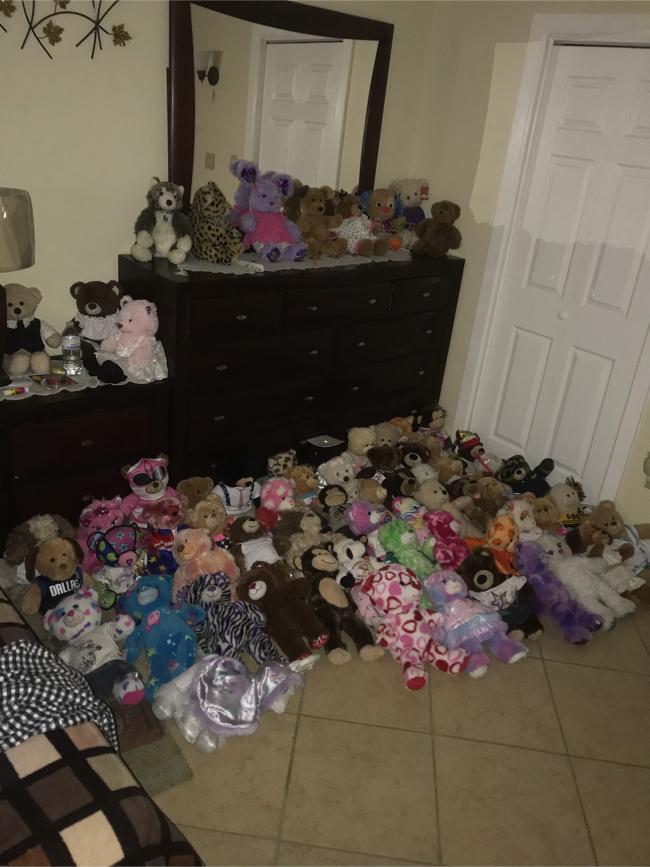 Photo Build a bear collection
