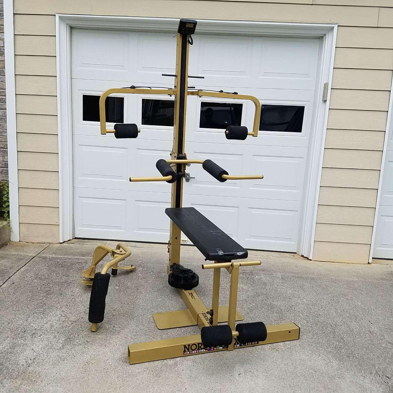 Photo Nordicflex Gold weight system