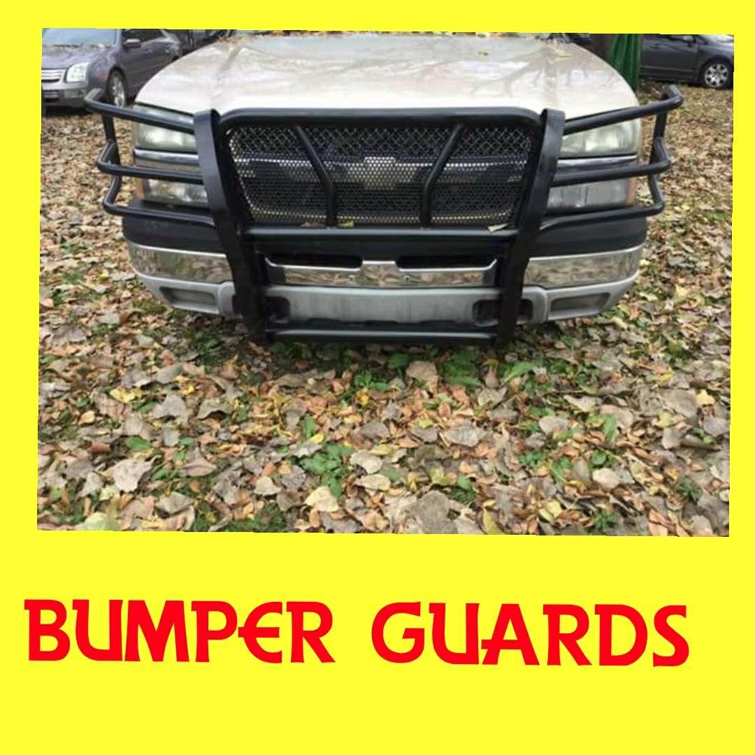 Photo Bumper Guards Grill Guards
