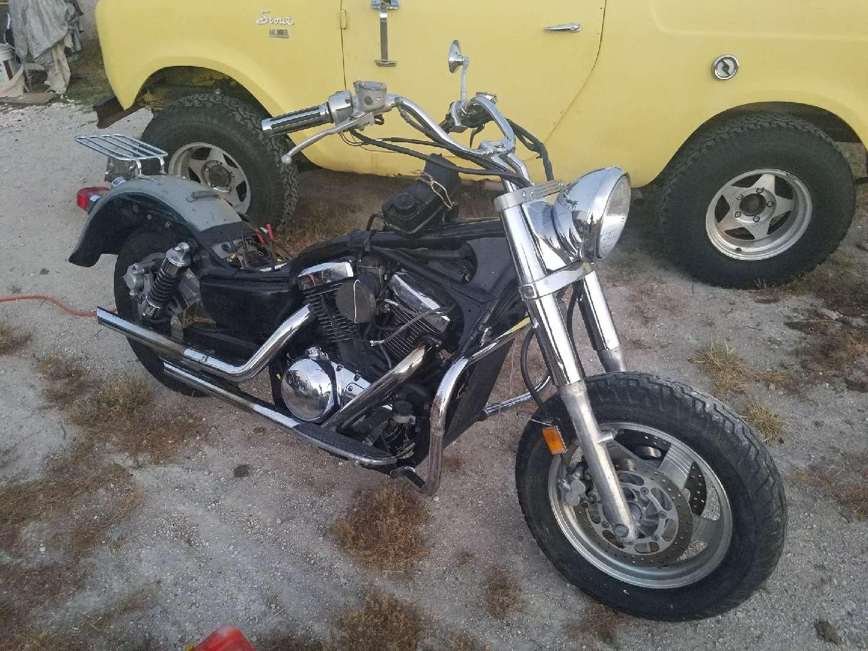 Photo Kawasaki Vulcan motorcycle Buy or trade