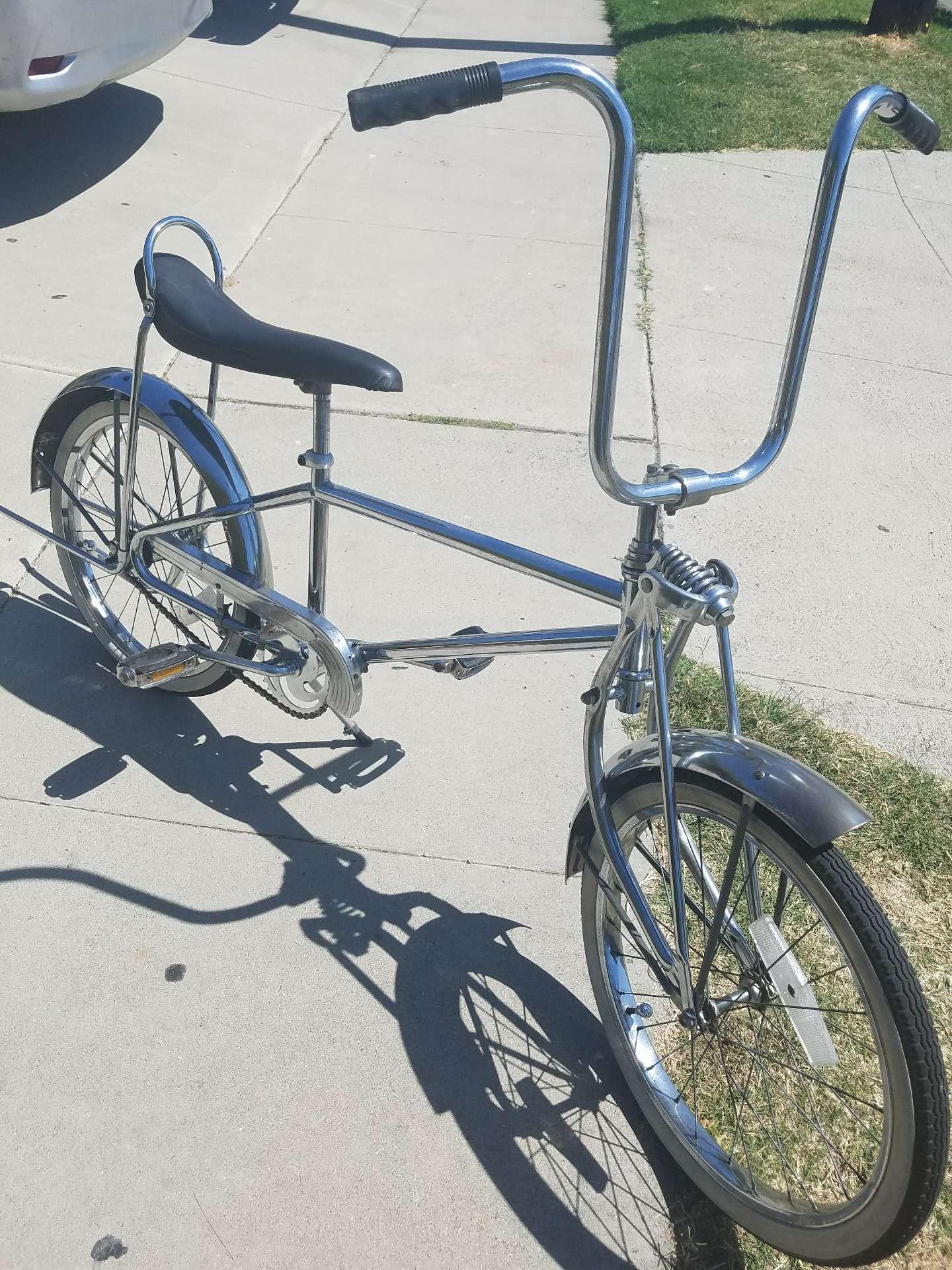 Photo Low Rider's Bike