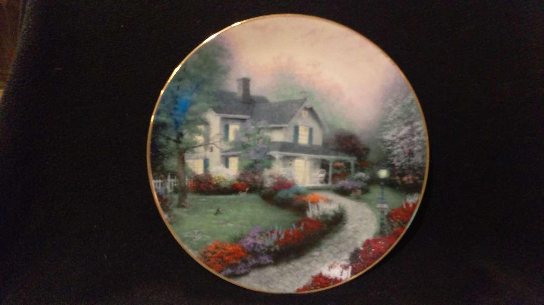 Photo Thomas Kinkade's Home Sweet Home