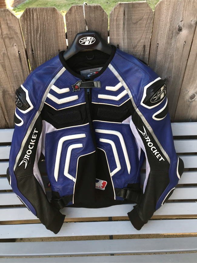 Photo Joe Rocket Motorcycle Jacket