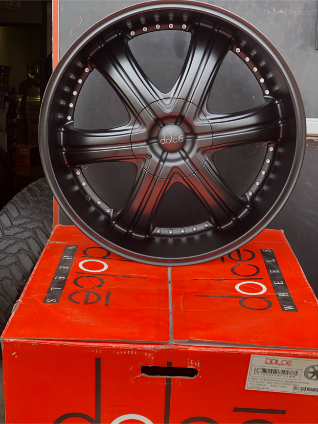 Photo 22 inch new rims wheels after market for cars Suv 5 lug bolt pattern 120 mm 115 mm 114.30 mm 4.50 inch set of 4
