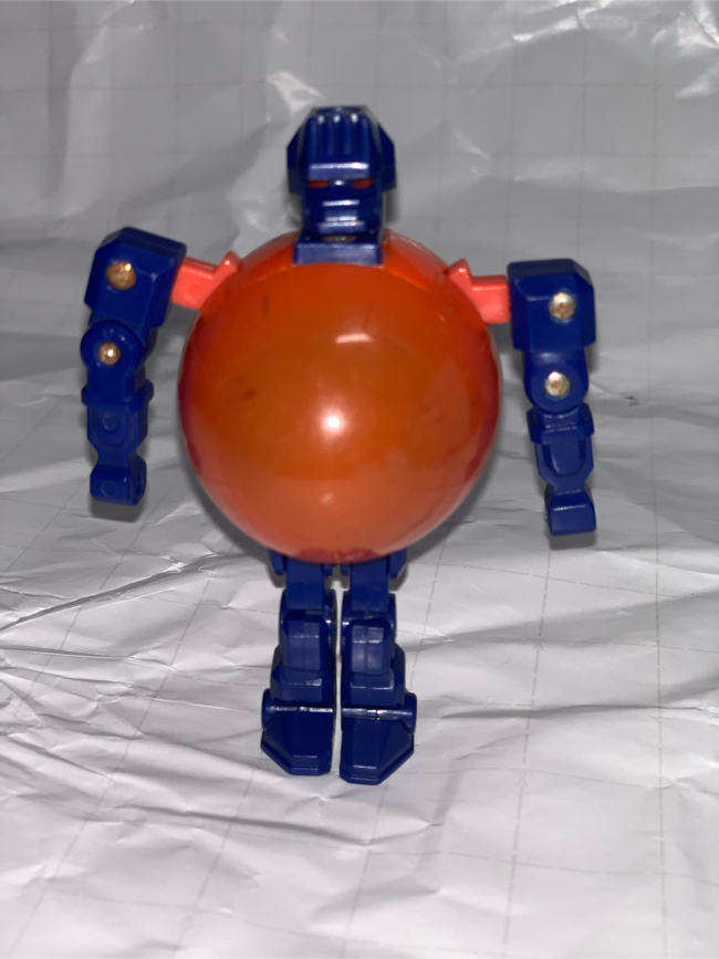 Photo He-Man Motu Vintage Meteorbs-Cometroid.