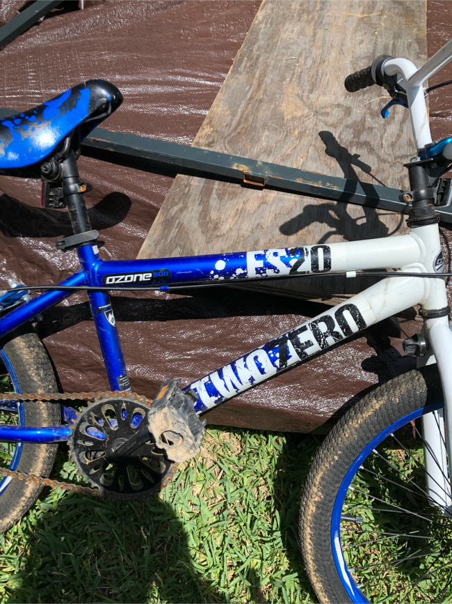 Photo Bmx bike & mongoose bike