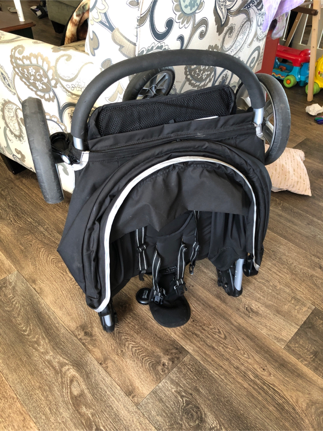 Photo Britax B-Agile stroller