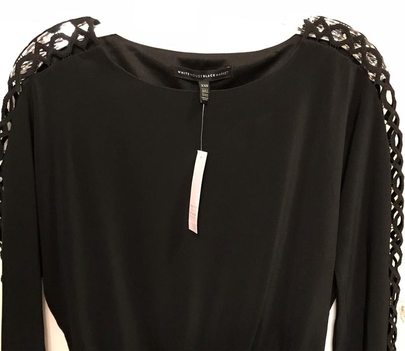 Photo New White House Black Market Dress Size XXS