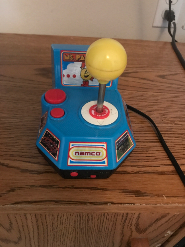 Photo Plug n play Pac-Man