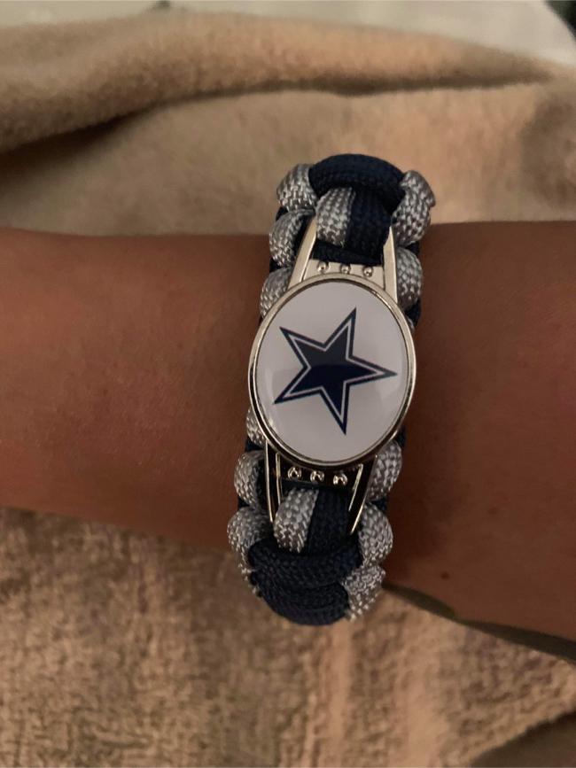 Photo 🏈🏈Beautiful Dallas Cowboys Bracelet🏈🏈