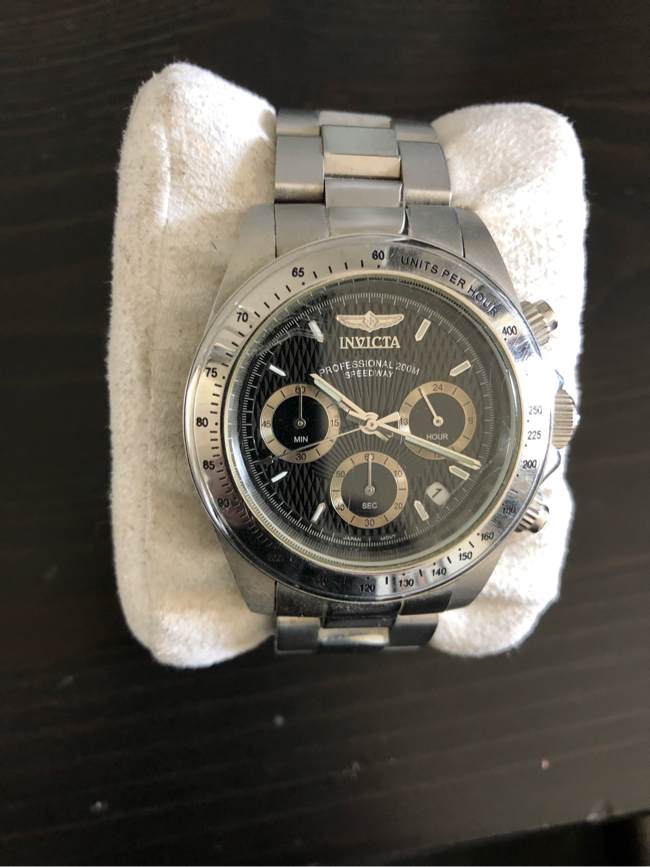 Photo Invocation Watch - Just Like New, includes Box