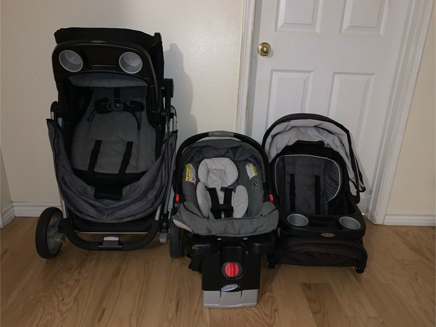 Photo Car Seat & base only