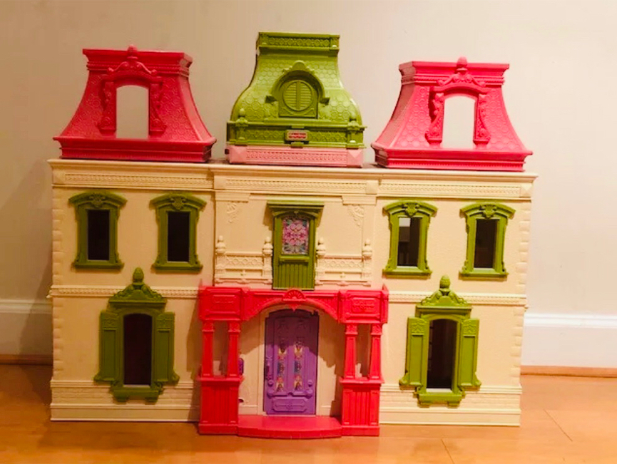 Photo Fisher Price Dream Dollhouse - Loving Family