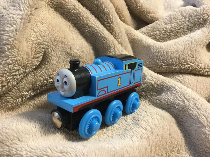 Photo Thomas the Train Wooden Toy