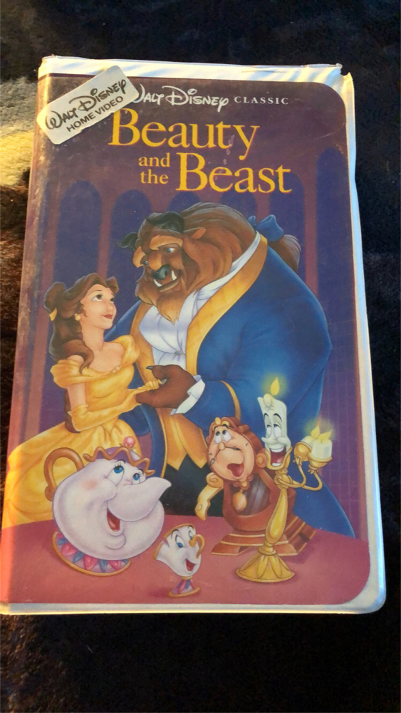 Photo From the classics Beauty and the Beast vintage VHS tape #disney #classics