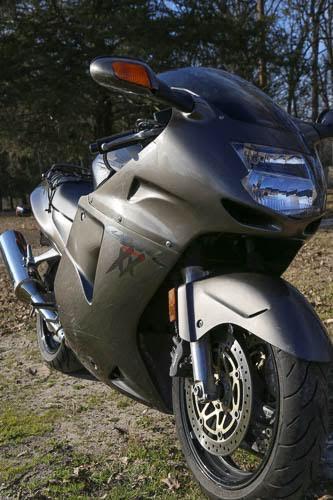 Photo 2000 Honda CBR 1100 XX Super Blackbird