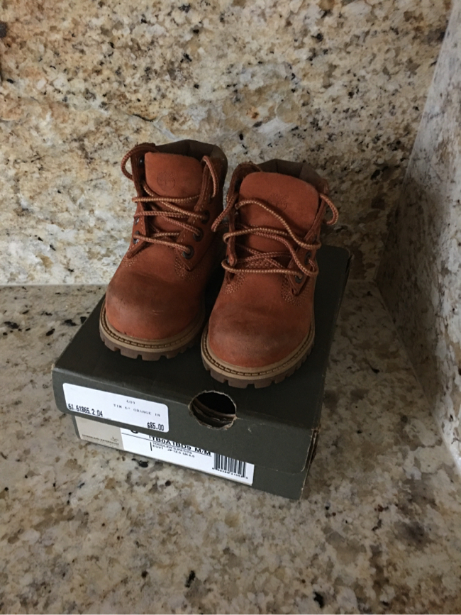 Photo Timberland 6 Inch Premium Waterproof Toddler Boots New Gourd Waterbuck-Size 5