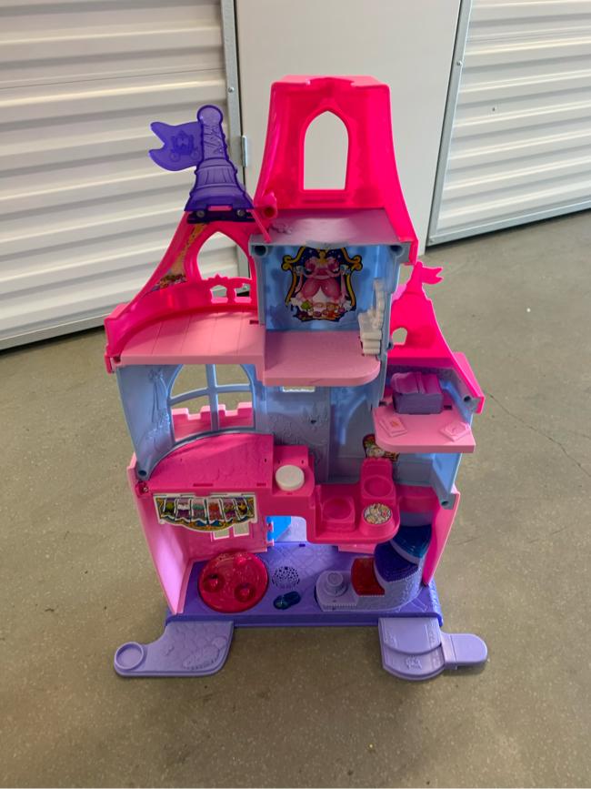 Photo Disney princess castle