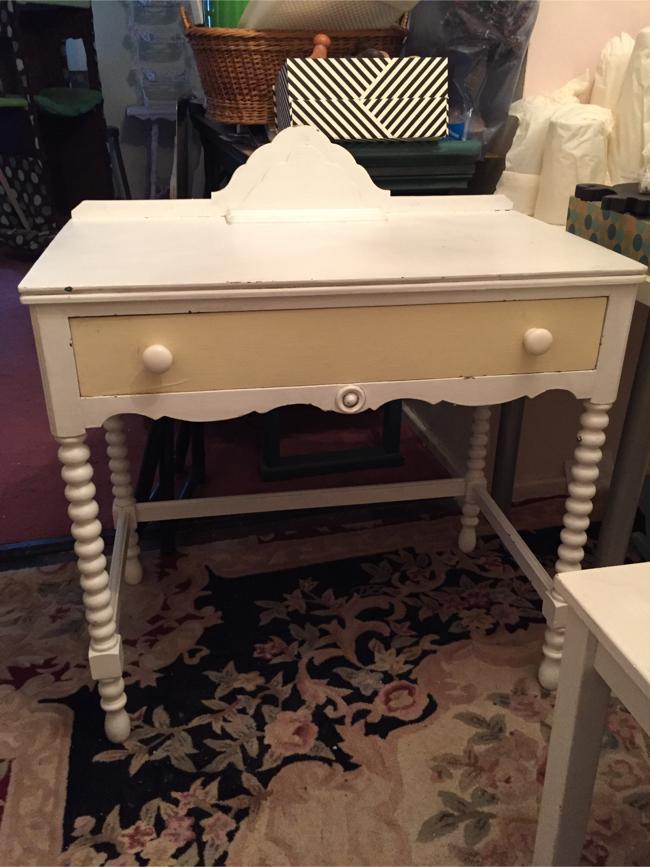 Photo Shabby chic desk