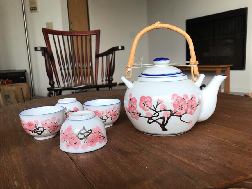Photo China Tea Set