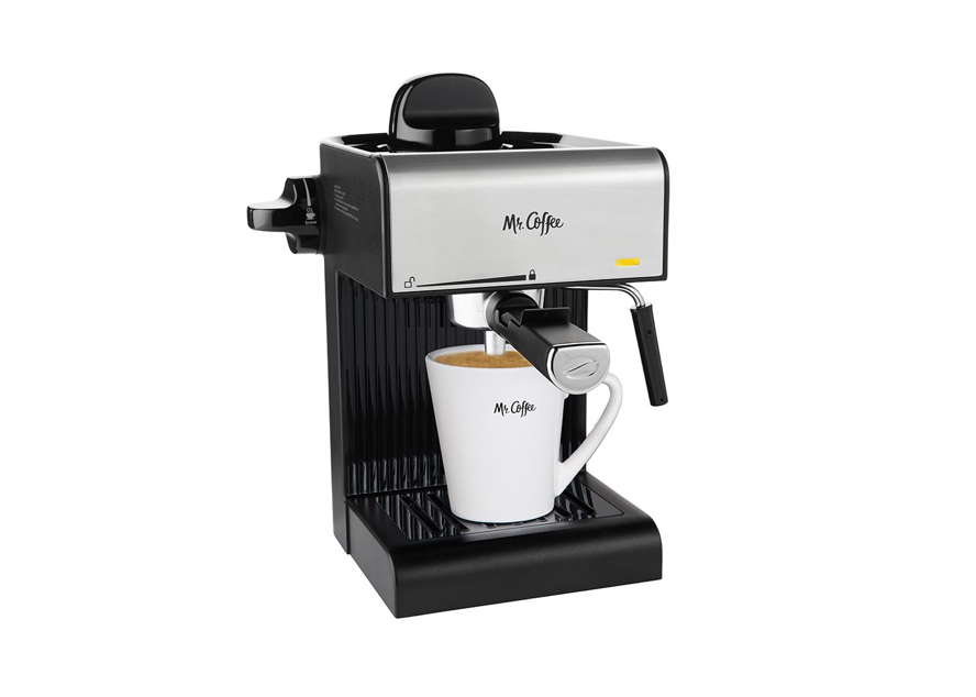 Photo Mr. Coffee Authentic Espressos Cappuccinos and Lattes Maker