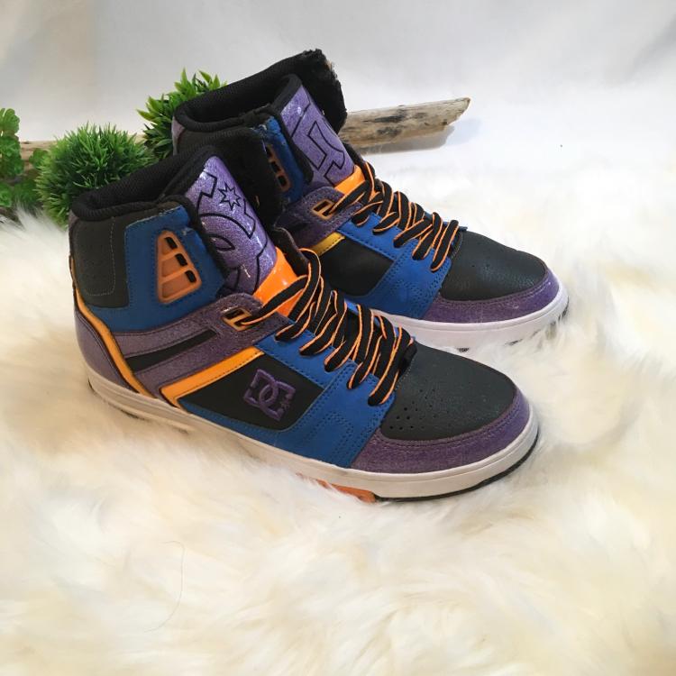 Photo DC Stance Hi Top Womens Shoes size 8