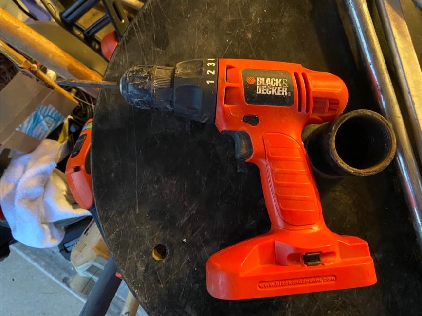 Photo Black & Decker Drill PS1800