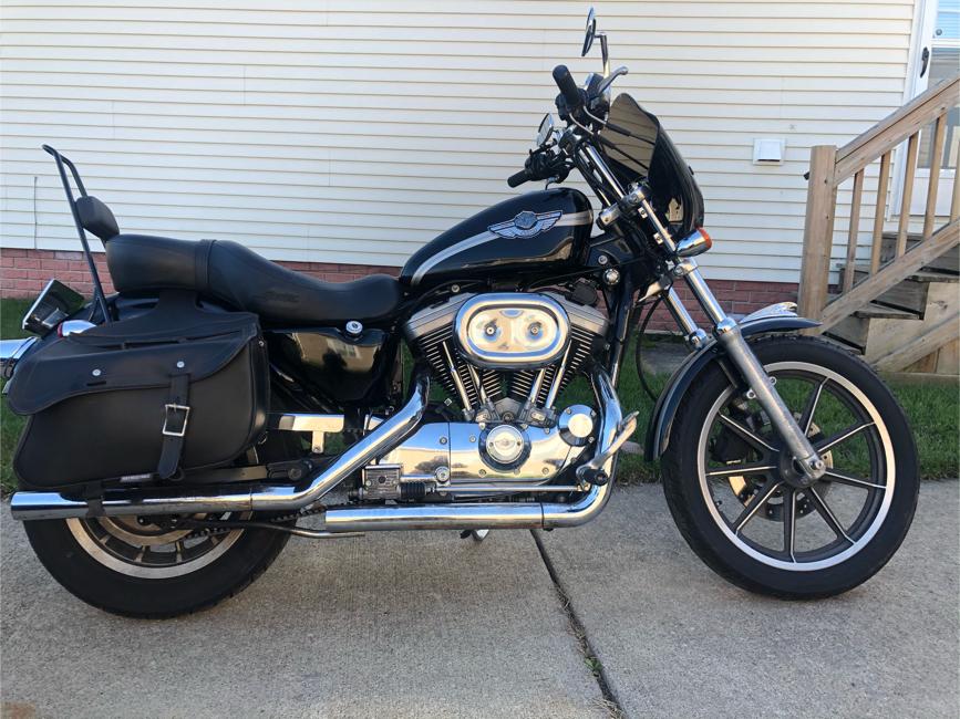 Photo 2002 Harley-Davidson Sportster 1200