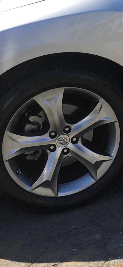 Photo 20 Alloy Wheels Rims (Only) for 09-14 Toyota Venza - Set of 4