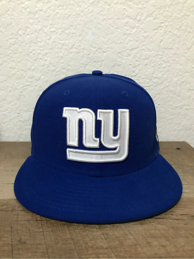 Photo Men's New Era New York Giants 59FIFTY Hat (Size 7 1/8)