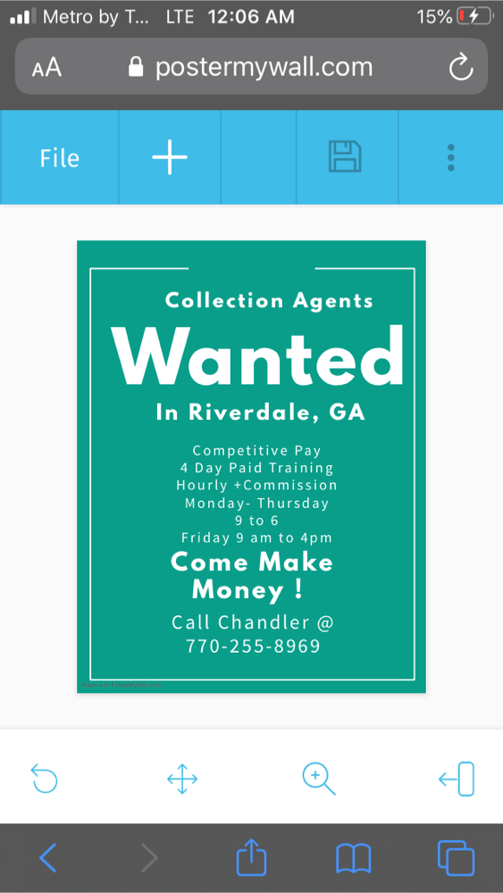 Photo Collection Agents Wanted in Riverdale - Customer Service, Full-time