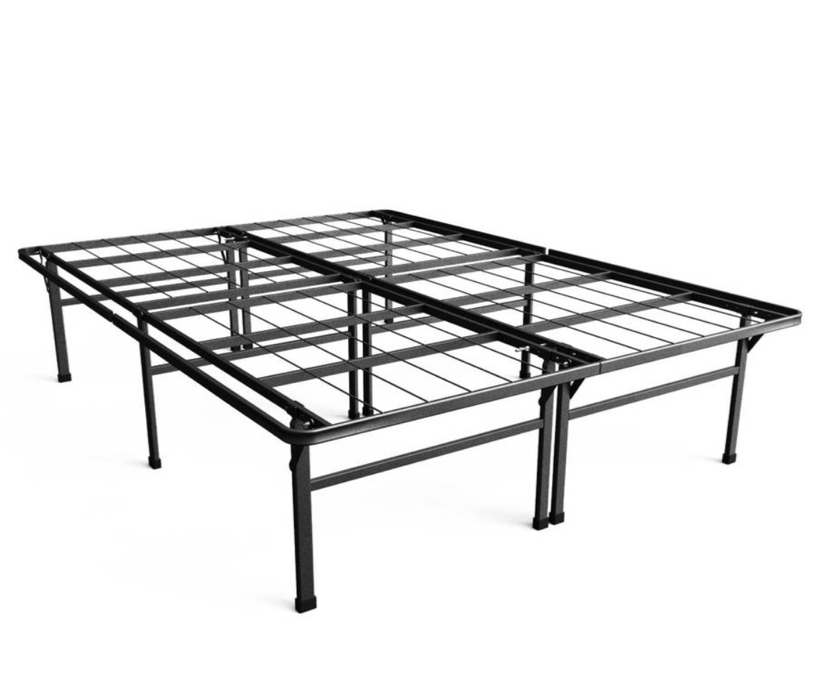 Photo Zinus Queen Size 18 Inch Platform Bed- New!