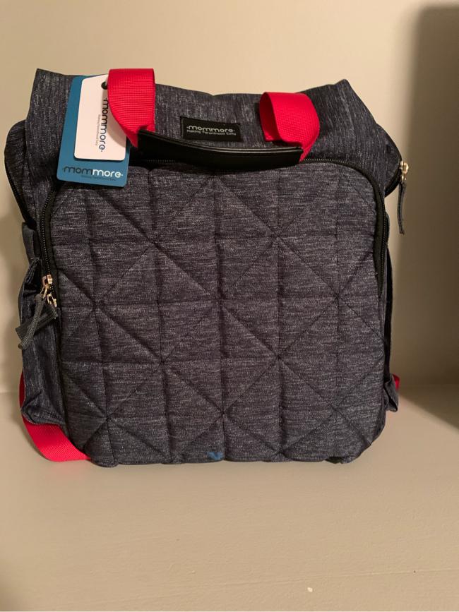 Photo Mommore Diaper Bag Backpack
