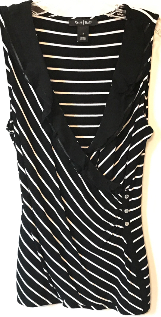 Photo New White House Black market Top In Size Extra Small