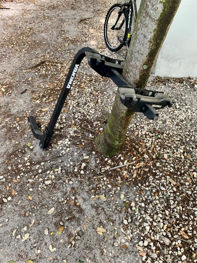 Photo Yakima Bike Rack