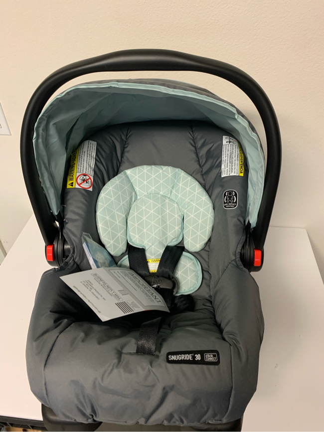 Photo Graco baby car seat