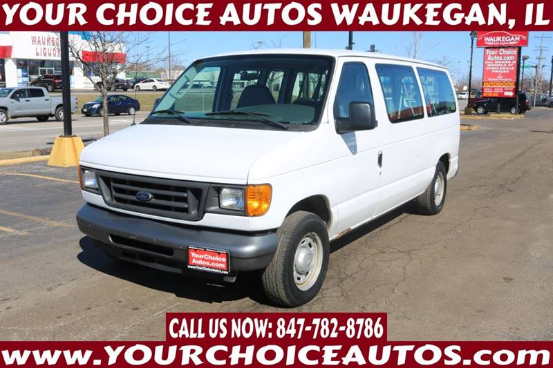 Photo 2006 Ford E-Series Wagon E 150 XLT 3dr Passenger Van