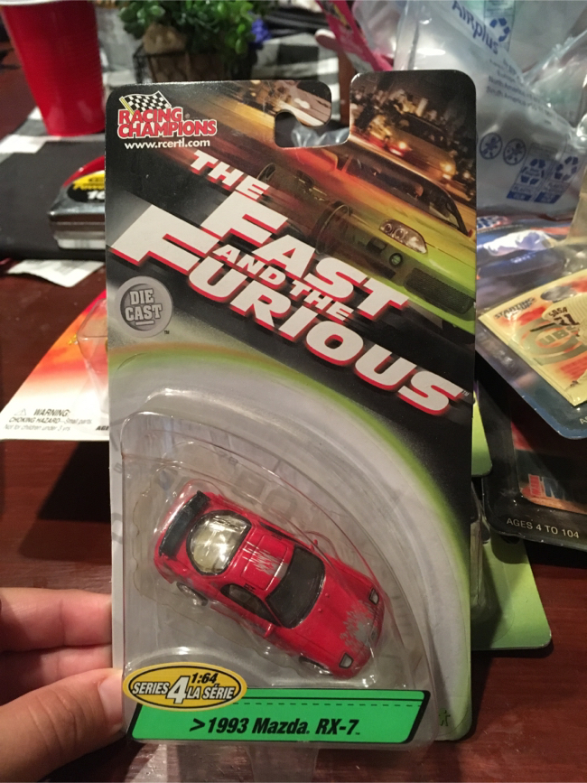 Photo The fast and the furious car