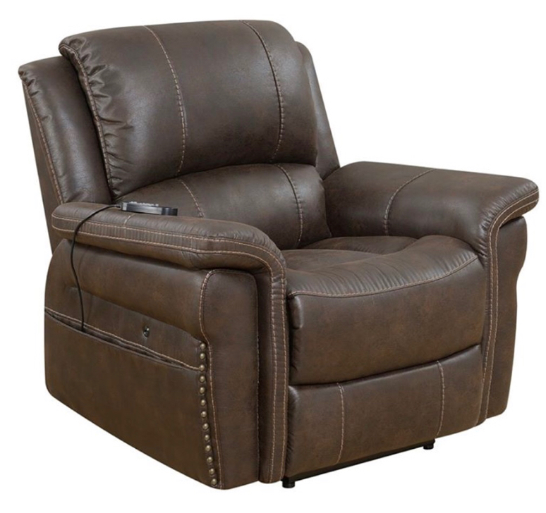 Photo New heated massage chair