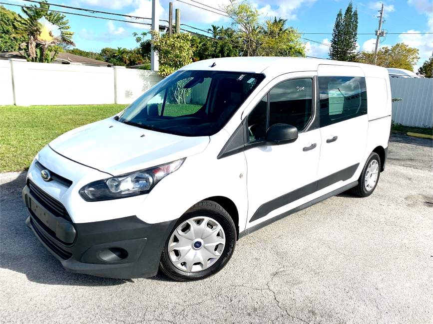 Photo 2015 Ford Transit Connect Cargo XL 4dr SWB Cargo Mini-Van w/Rear Cargo Doors