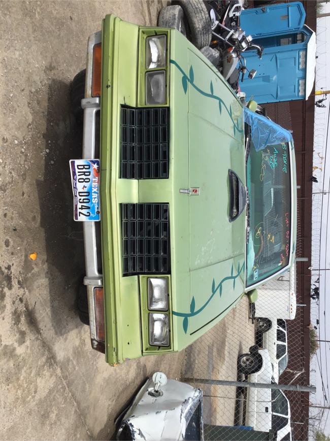 Photo 1987 Oldsmobile cutlass