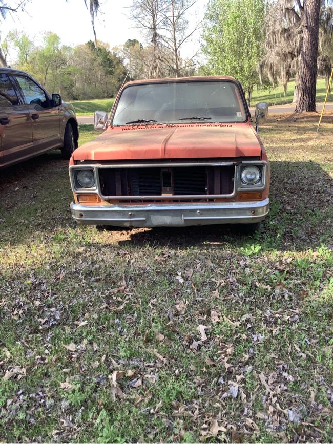 Photo 1973 Chevrolet C/K 10 Custom